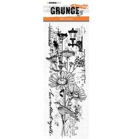 Studio Light Studio Light Stamp Grunge Collection 4 0 nr 447 STAMPSL447 297x105mm
