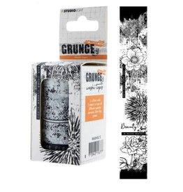 Studio Light Studio Light Washi tape Grunge collection 4.0 no 12 WASHISL12