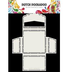 Dutch Doobadoo Dutch Doobadoo Dutch Shape Art Merci scallop 163 x 220mm 470.713.062