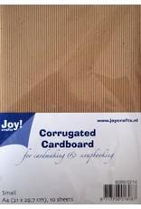 Joy Craft Joy! Crafts Ribbelkarton A4 10vl 8089/0214 F - flute / S