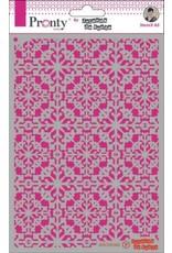 Pronty Pronty Mask Pattern barok 4 A5 470.770.042 by Jolanda