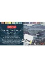Derwent Derwent Graphitint Paint Pan Set DGT2305790