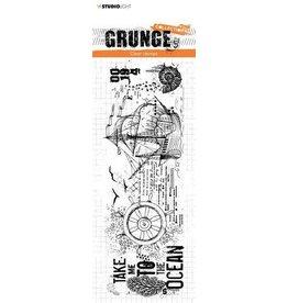 Studio Light Studio Light Stamp Grunge Collection 4 0 nr 449 STAMPSL449 210x74mm