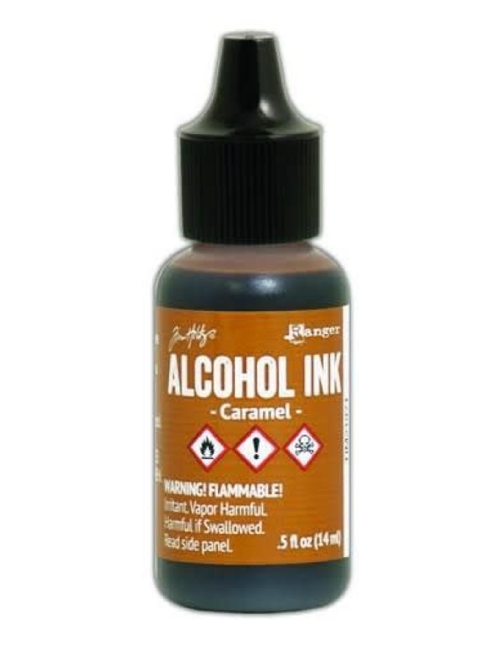Ranger Ranger Alcohol Ink 15 ml - caramel TIM21971 Tim Holz