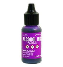 Ranger Ranger Alcohol Ink 15 ml - wild plum TIM22220 Tim Holz