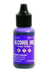 Ranger Ranger Alcohol Ink 15 ml - purple twilight TAB25511 Tim Holz