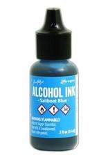 Ranger Ranger Alcohol Ink 15 ml - sailboat blue TAB25535 Tim Holz