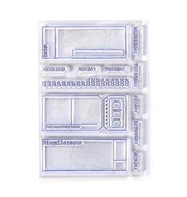Elizabeth Craft Designs Elizabeth Craft Designs Sidekick Stamps 2 CS17
