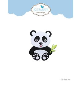 Elizabeth Craft Designs Elizabeth Craft Designs Panda Bear 1728