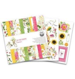 Piatek Piatek13 - Paper pad The Four Seasons - Summer 6x6 P13