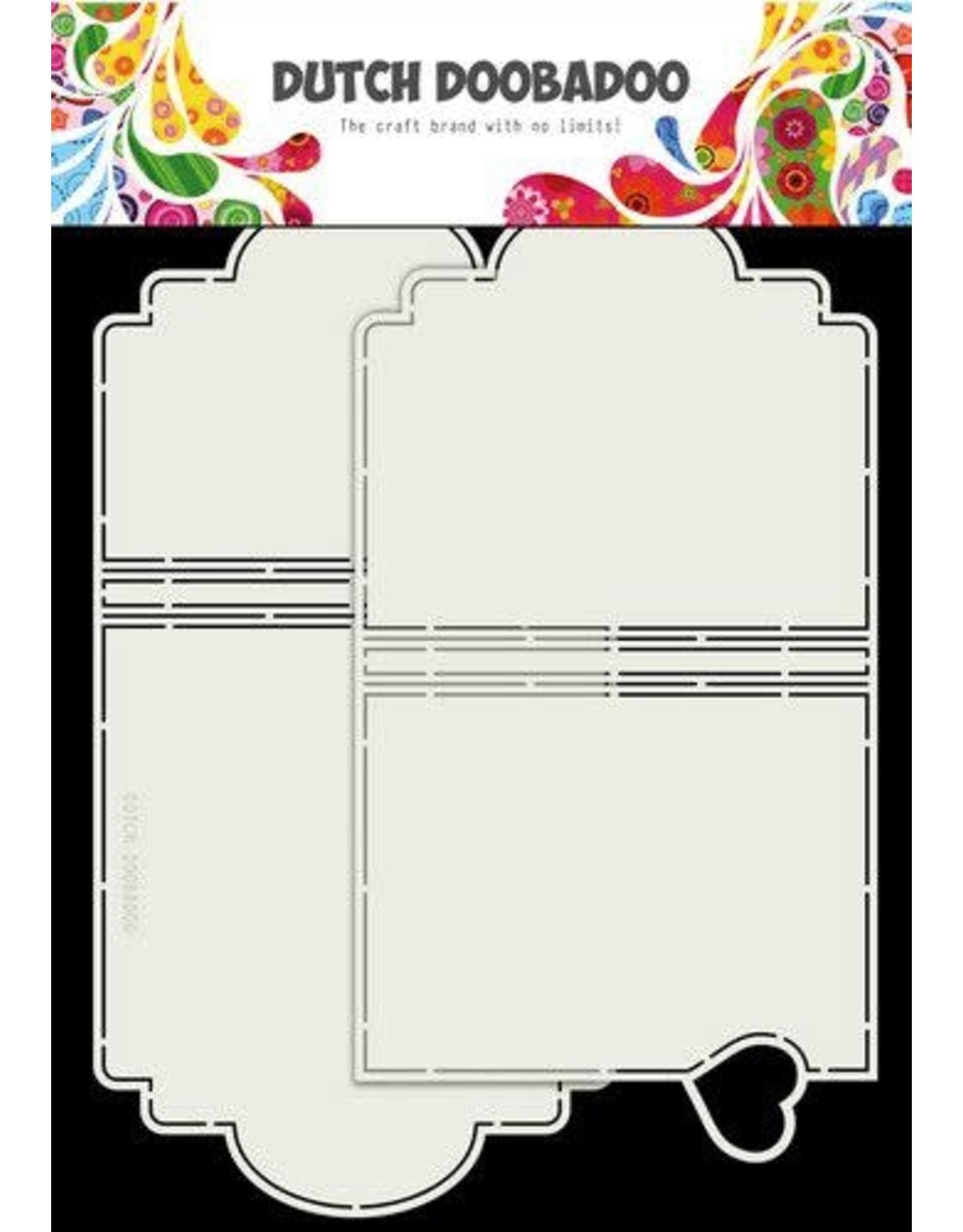 Dutch Doobadoo Dutch Doobadoo Card Art A4 Mini album set 470.713.799