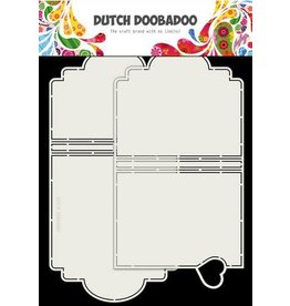 Dutch Doobadoo Dutch Doobadoo Card Art A4 Mini album set 470.713.799