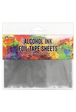 Ranger Ranger Alcohol Ink Foil Tape Sheets 4.25 x 5.5 6 vel TAC58533 Tim Holtz