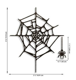 Sizzix Sizzix Thinlits Die Set - Spider Web 2PK 664747 Tim Holtz