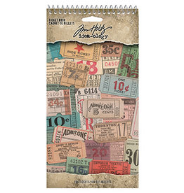 Ranger Tim Holtz Idea-ology Ticket Book TH94036