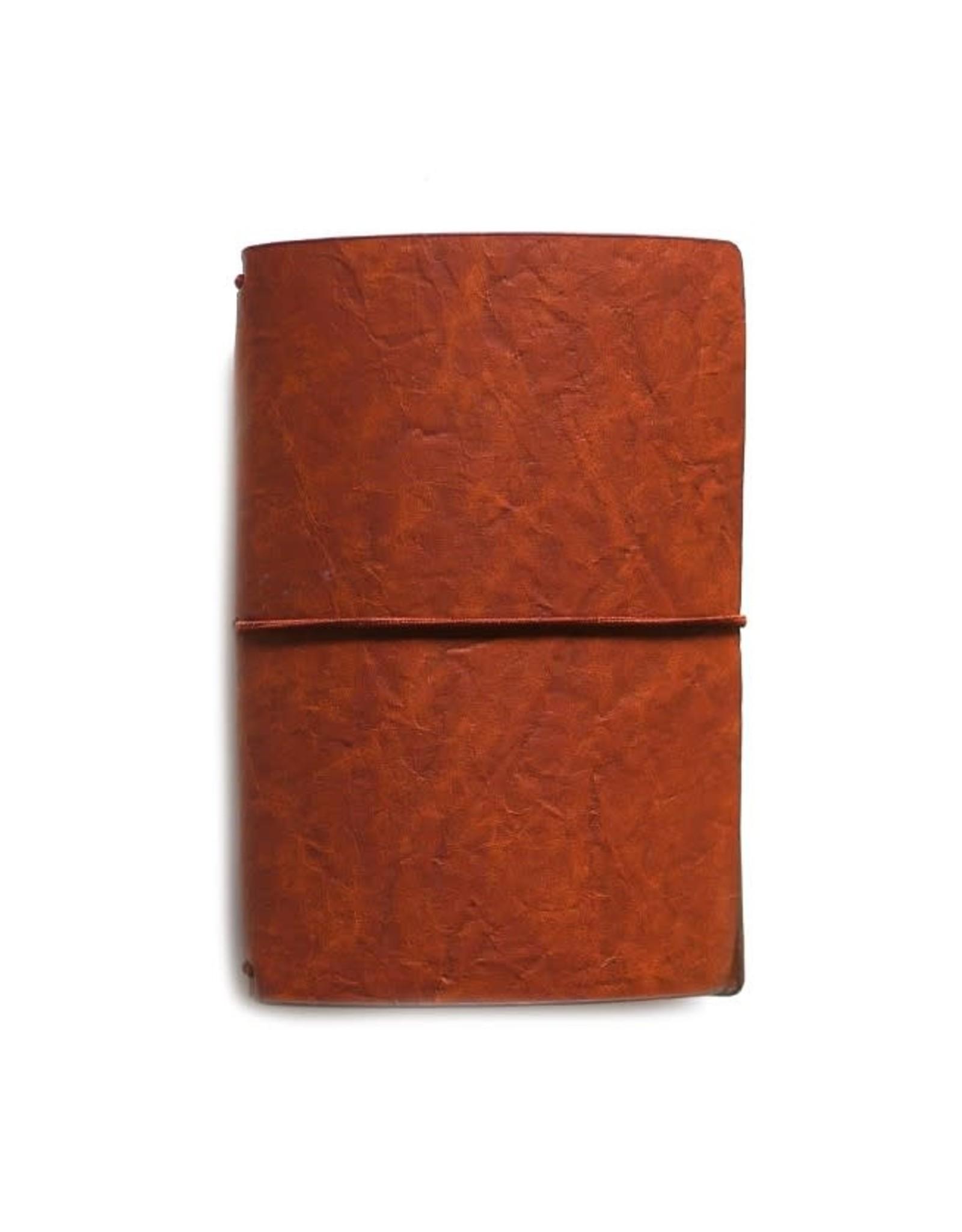 Elizabeth Craft Designs Elizabeth Craft Designs Art Journal Vintage Brown Traveler's Notebook TN01