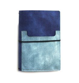 Elizabeth Craft Designs Elizabeth Craft Designs Art Journal Jeans Traveler's Notebook TN02