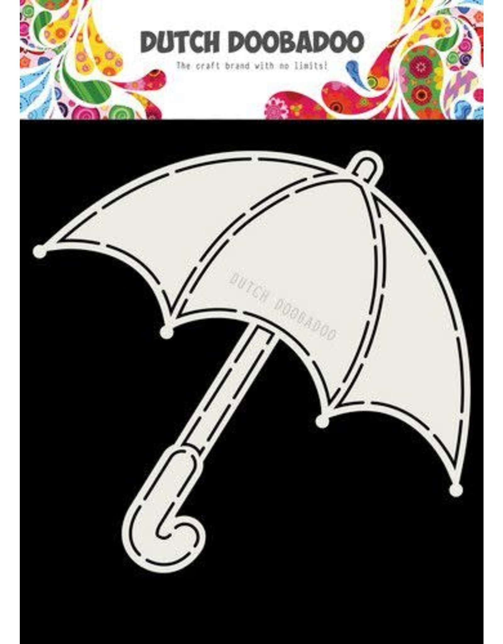 Dutch Doobadoo Dutch Doobadoo Card Art Paraplu A5 470.713.742