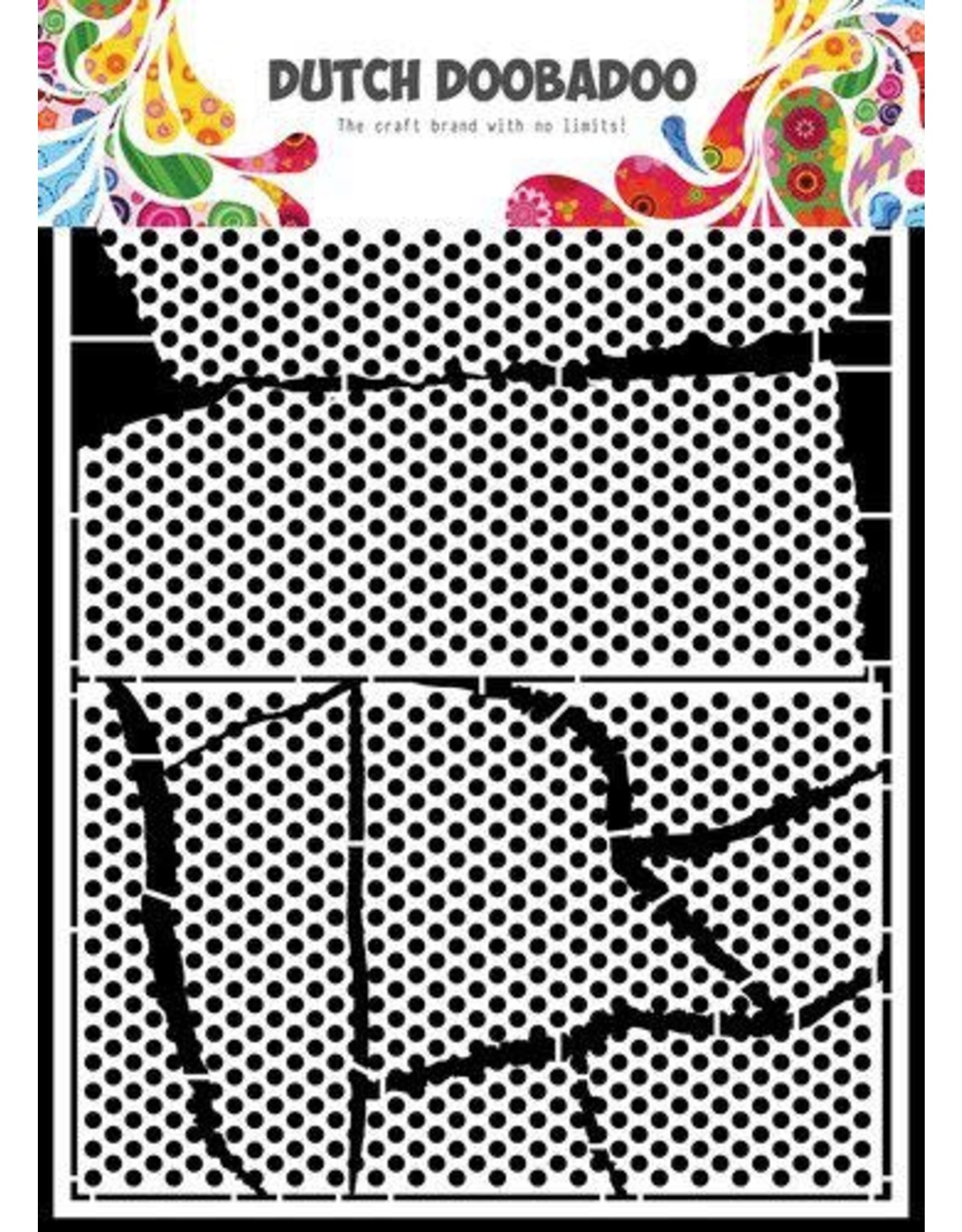 Dutch Doobadoo Dutch Doobadoo Dutch Paper Art Stuc Tape A5 472.948.053