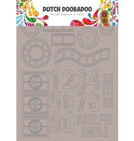 Dutch Doobadoo Dutch Doobadoo Greyboard Art Filmstrip A5 492.006.004