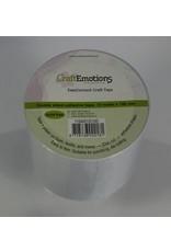 Craft Emotions CraftEmotions EasyConnect (dubbelzijdig klevend) Craft tape 15m x 100mm