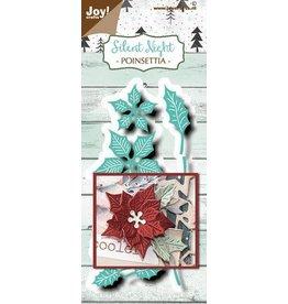 Joy Craft Joy! Crafts Snij-embosstansmal - Noor - SN - Poinsettia 6002/1493 56x79,5mm