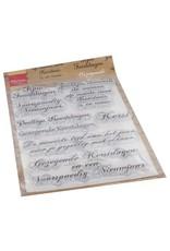 Marianne Design Marianne D Clear Stamps Gezegende Kerst (NL) CS1068 110x150mm