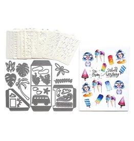 Elizabeth Craft Designs Elizabeth Craft Designs Summer Journal Special K002