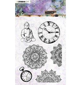Studio Light Studio Light Jenine's Mindful Art Clear Stamp Time to Relax nr.17 STAMPJMA17 105x148mm