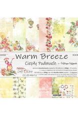 Craft O'Clock CraftO'Clock Warm Breeze paperpad 30.5 x 30.5 cm