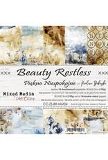 Craft O'Clock CraftO'Clock Beauty Restless paperpad 20.3 x 20.3 cm