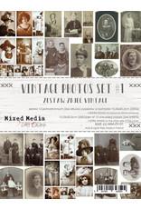 Craft O'Clock CraftO'Clock Vintage Photo set 01