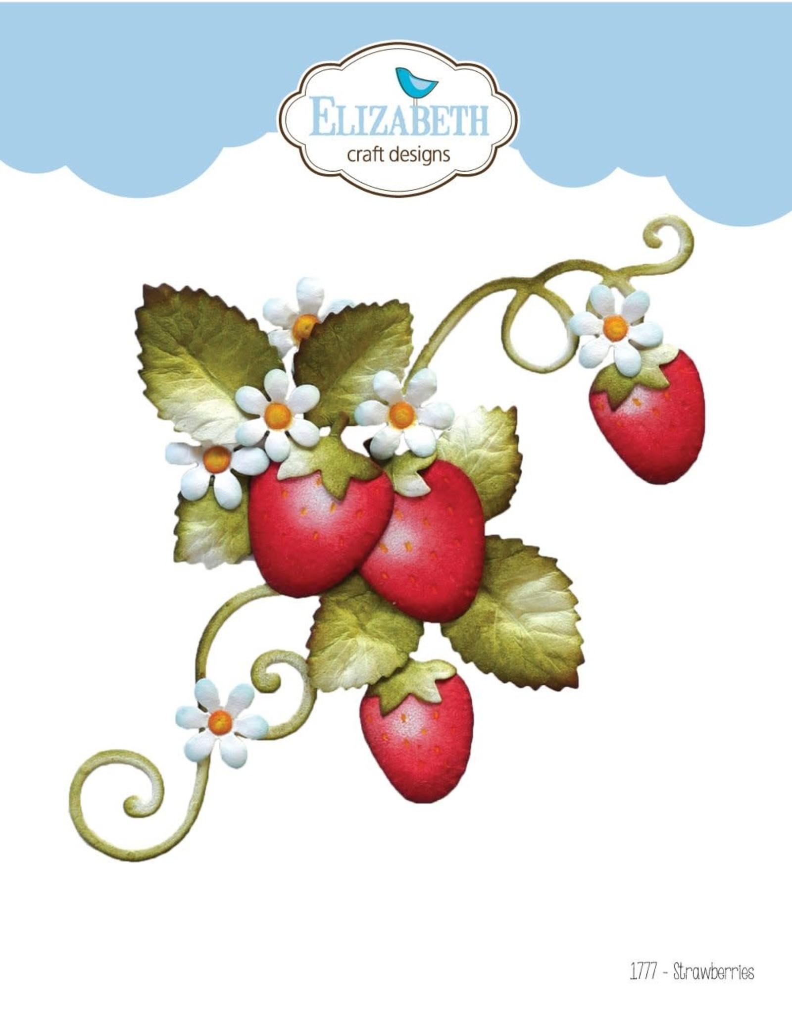 Elizabeth Craft Designs Elizabeth Craft Designs Strawberries 1777