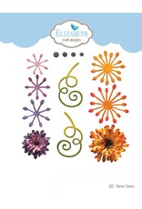 Elizabeth Craft Designs Elizabeth Craft Designs Stamen Flowers 1802