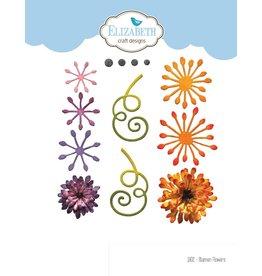 Elizabeth Craft Designs Elizabeth Craft Designs Stamen Flowers 1802