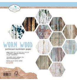 Elizabeth Craft Designs Elizabeth Craft Designs Worn Wood C004