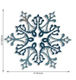 Sizzix Sizzix Thinlits Die Set - Stunning Snowflake 2PK 664749 Tim Holtz