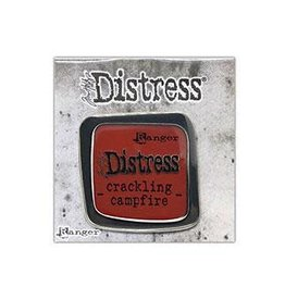 Ranger Ranger Distress Pin-Carded - Crackling Campfire TDZ73116 Tim Holt