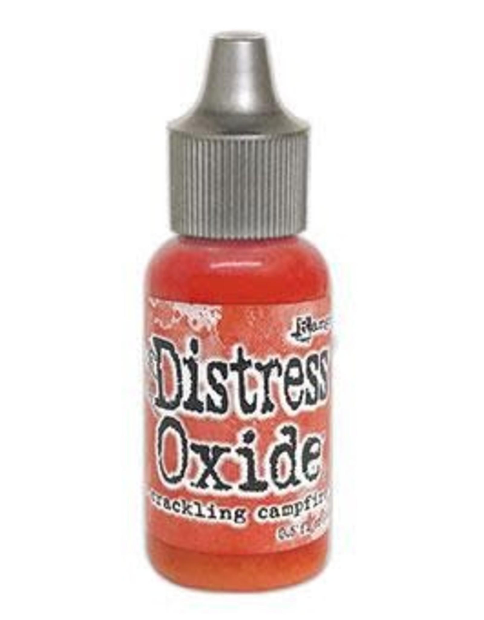 Ranger Ranger Distress Oxide Re-Inker 14 ml - Crackling Campfire TDR72324 Tim Holtz