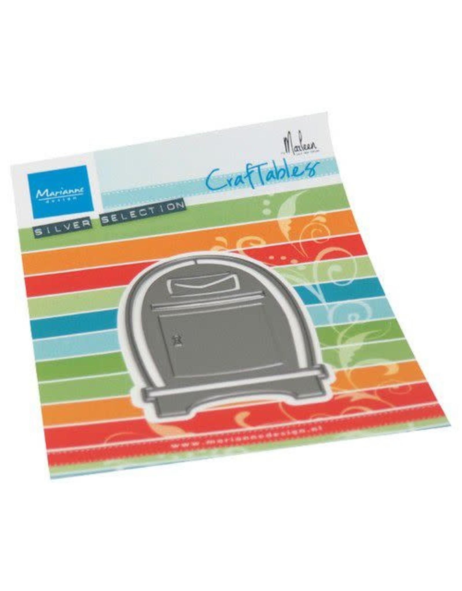 Marianne Design Marianne D Craftable Mailbox by Marleen CR1519 110x160 mm