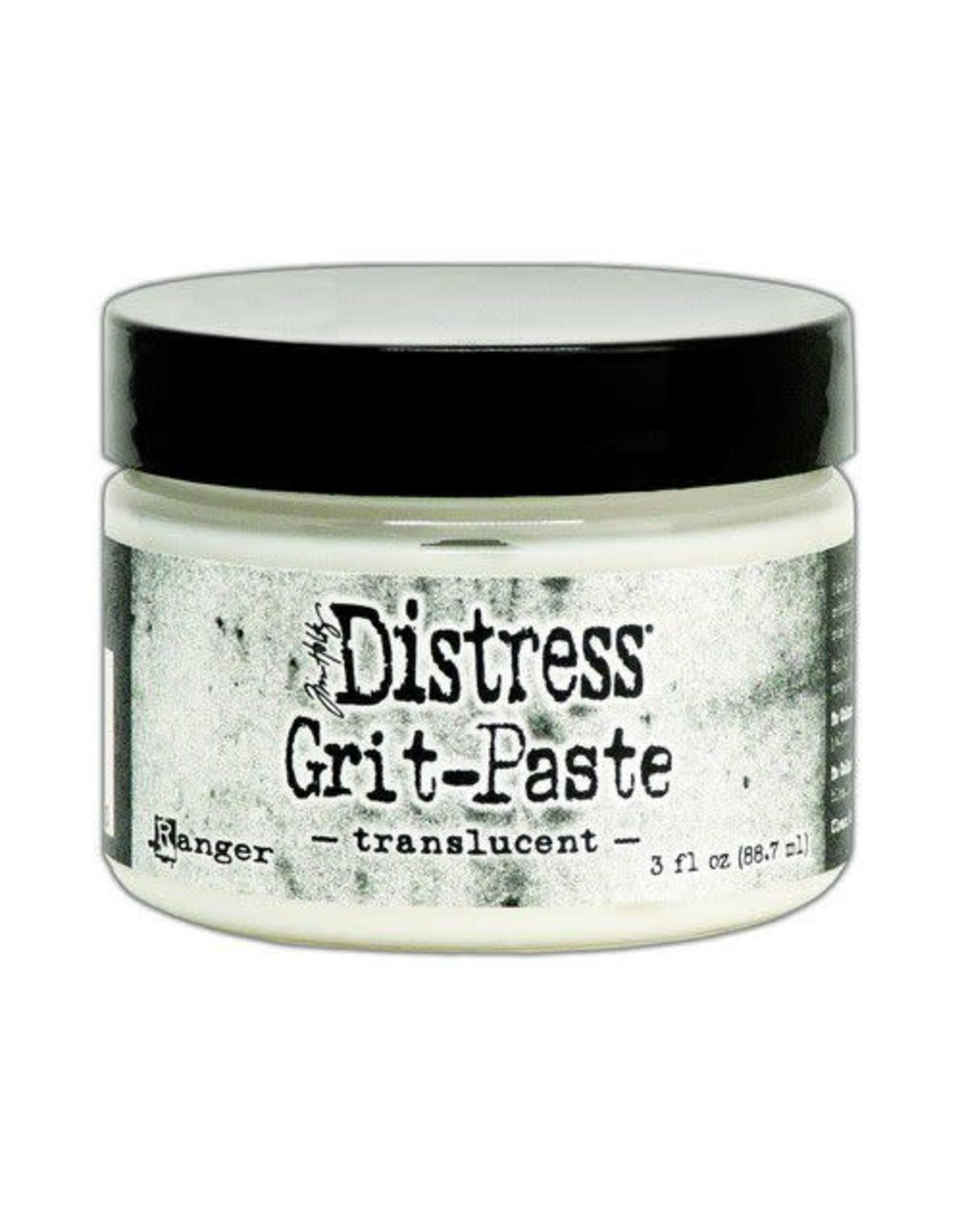 Ranger Ranger Tim Holtz Distress Grit Paste 88,7ml Translucent TDA71730