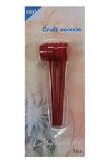 Joy Craft Joy! Crafts Hobbydoseerlepels 5 st 6200/0235 75x15mm