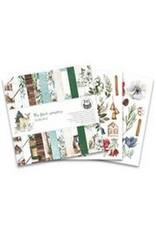 Piatek Piatek13 - Paper pad The Four Seasons - Winter, 6x6 P13