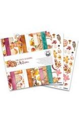 Piatek Piatek13 - Paper pad The Four Seasons - Autumn, 12x12 P13