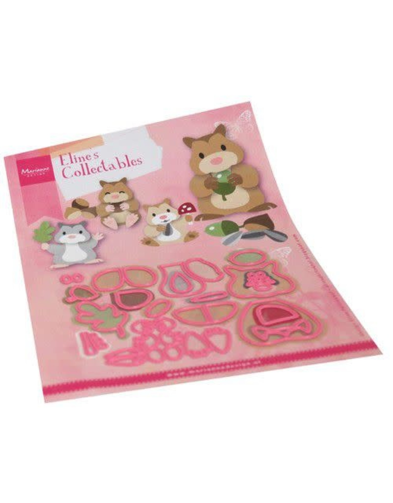 Marianne Design Marianne D Collectable Eline's Hamster COL1489 15x21 cm