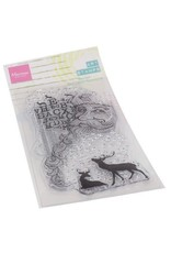 Marianne Design Marianne D Clear Stamps Art stamps - Kerstman MM1635 85 x 185 mm