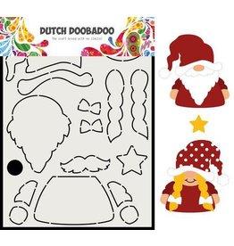 Dutch Doobadoo Dutch Doobadoo Card Art Built up Gnome 470.713.815