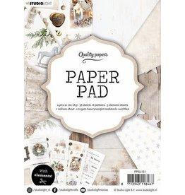 Studio Light Studio Light Paper Pad A5 36 Sheets nr.151 PPSL151