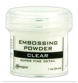 Ranger Ranger Embossing Powder 34ml - super fine clear EPJ37385