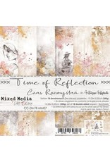 Craft O'Clock Craft O'Clock Time of Refelction paperpad 15.2 x 15.2 cm
